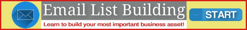 Email List Building START