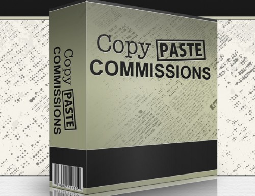 REVIEW:  Copy Paste Commissions
