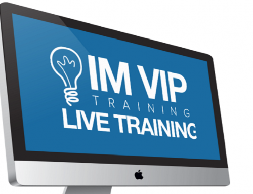 REVIEW: IM VIP Training