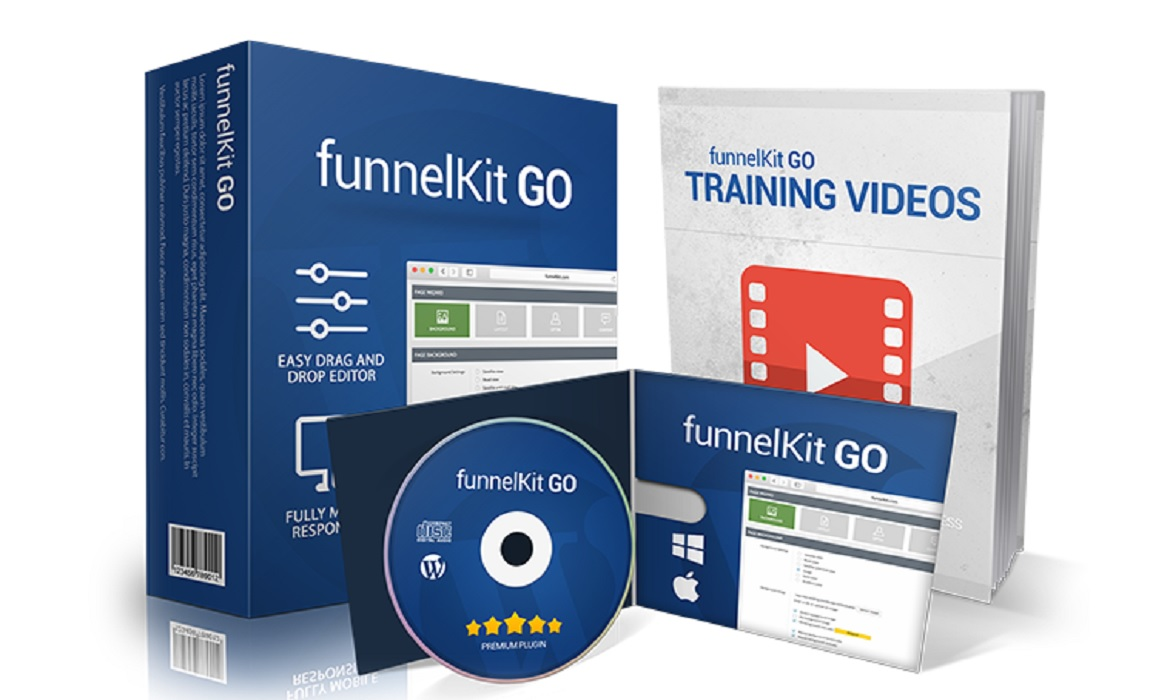 REVIEW:  FunnelKit GO