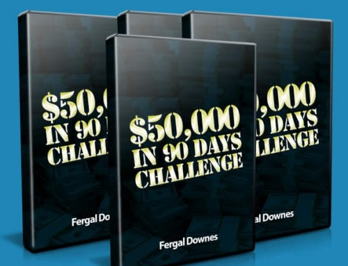REVIEW:  $50,000 in 90 Days Challenge