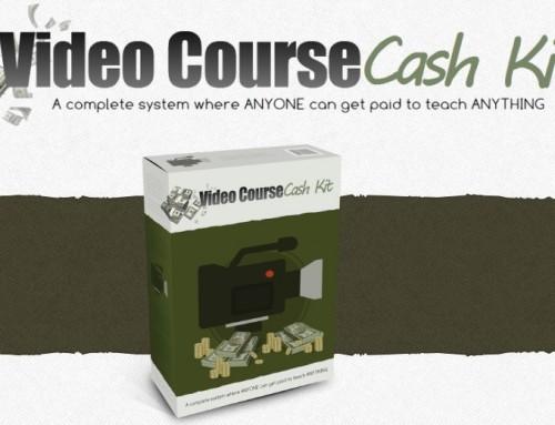 REVIEW:  Video Course Cash Kit