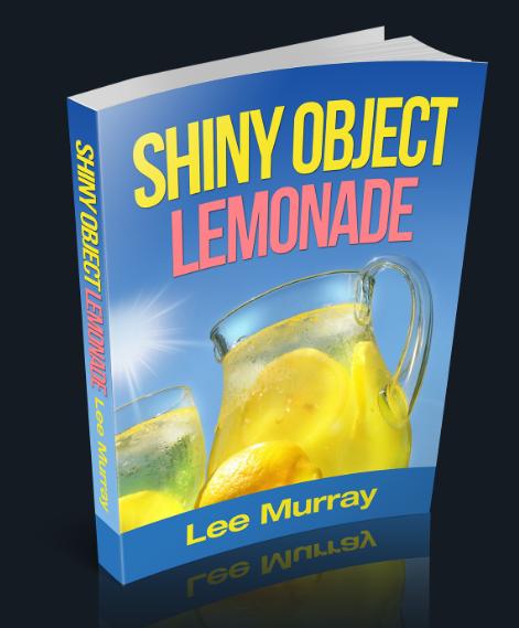 REVIEW:  Shiny Object Lemonade